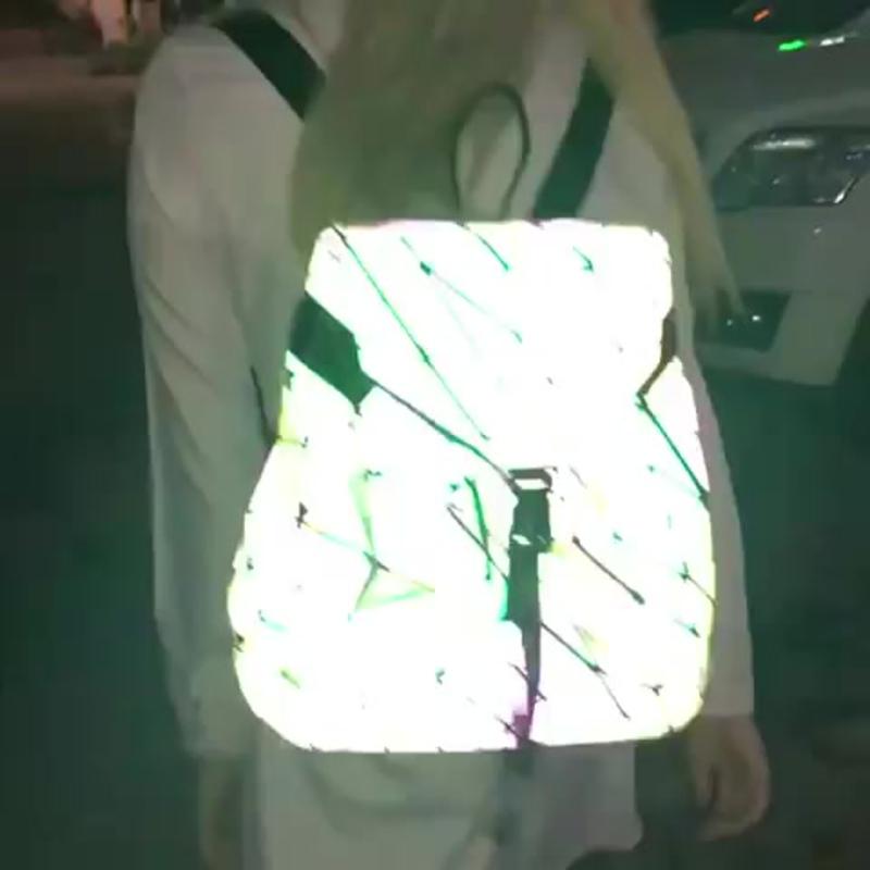 Невероятный геометрический рюкзак  😍