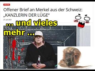 """""""Offener Brief an Merkel und vieles mehr!!!"""" ..."""