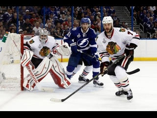 Stanley cup Final 2015 Hawks#Tampa Game 2