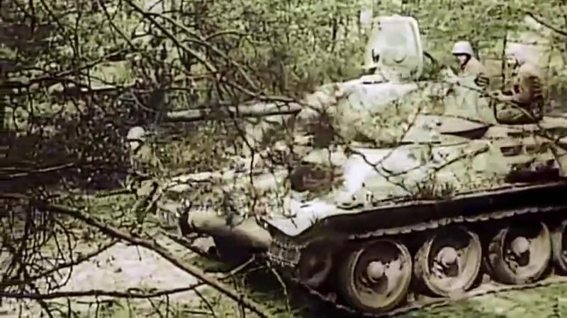 Sabaton Panzerkampf Battle of Kursk