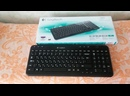 Клавиатура Logitech Wireless Keуboard KЗ60