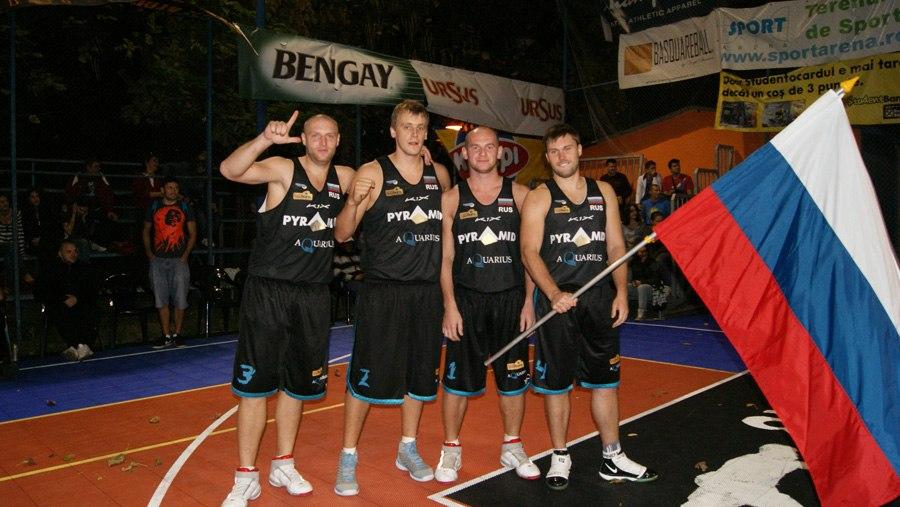 Академия уличного баскетбола 3х3