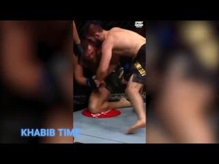 Реакция команд. Nurmagomedov vs McGregor
