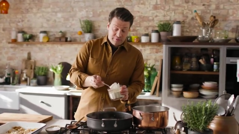 Куриный суп от Джейми Оливера