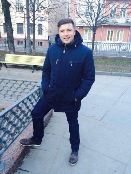 Иван Хроменков, Москва, Россия