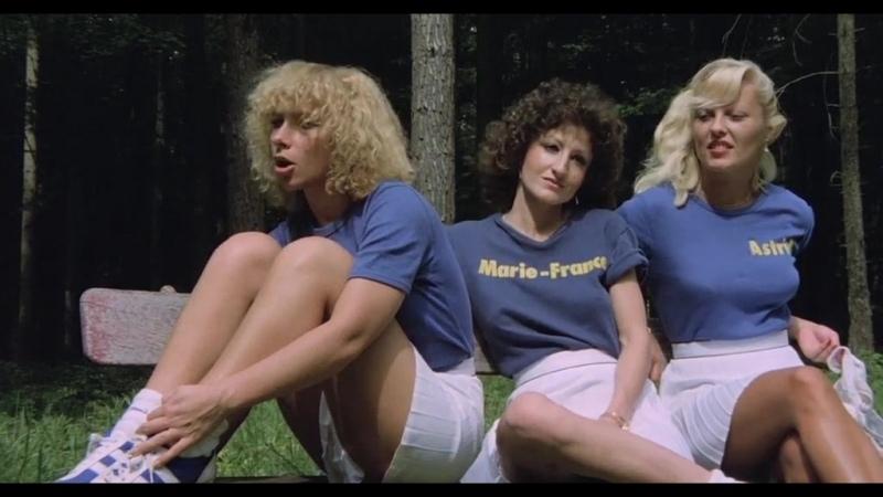 Шесть шведок в пансионате Sechs Schwedinnen im Pensionat - 1979