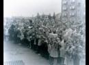 Новая школа №4 в Череповце 1 сентября 1967