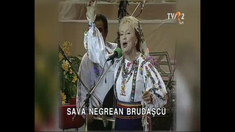 Sava Negrean Brudascu Multe mandre ar vrea să mor LIVE 2002 `` Floarea din Grădină``