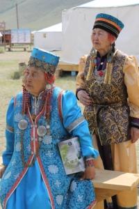 VI Межрегиональный фестиваль песенного фольклора на Байкале