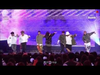 [Vietsub][BOMB] BTS - MIC Drop  @ COMEBACK SHOW 'BTS DNA'[BTS Team]