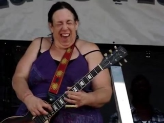 Joanna Connor - Video By Sodafixer- North Atlantic Blues fest 2014