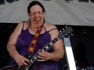 Joanna Connor - Video By Sodafixer- North Atlantic Blues fest 2014