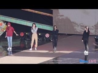 171028 BLACKPINK - STAY @ Pyeongchang Music Festa