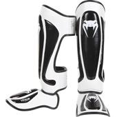 Защита ног Venum Predator Black/White