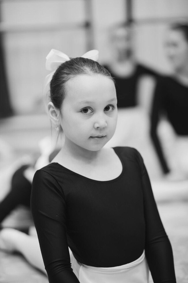 Ангелина Сапогова 9 лет (балет)