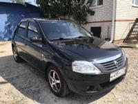Renault Logan, 2012 345