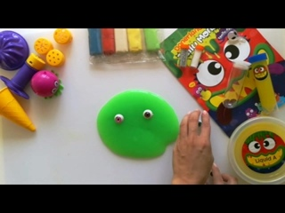 Jelly monster Обзор для магазина Умница в Омске