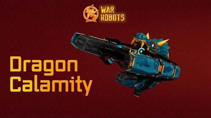 Dragon Edition в Hongbao Lottery Dragon Calamity RUS
