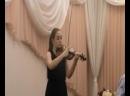 Наташа Михеева. Кабалевский Импровизация