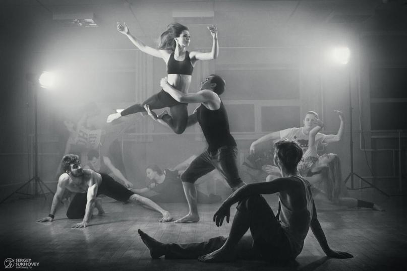 Съемка в движении. Снимаем танец., изображение №1
