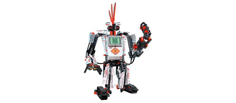 Базовые проекты Lego Mindstorms EV3, изображение №5