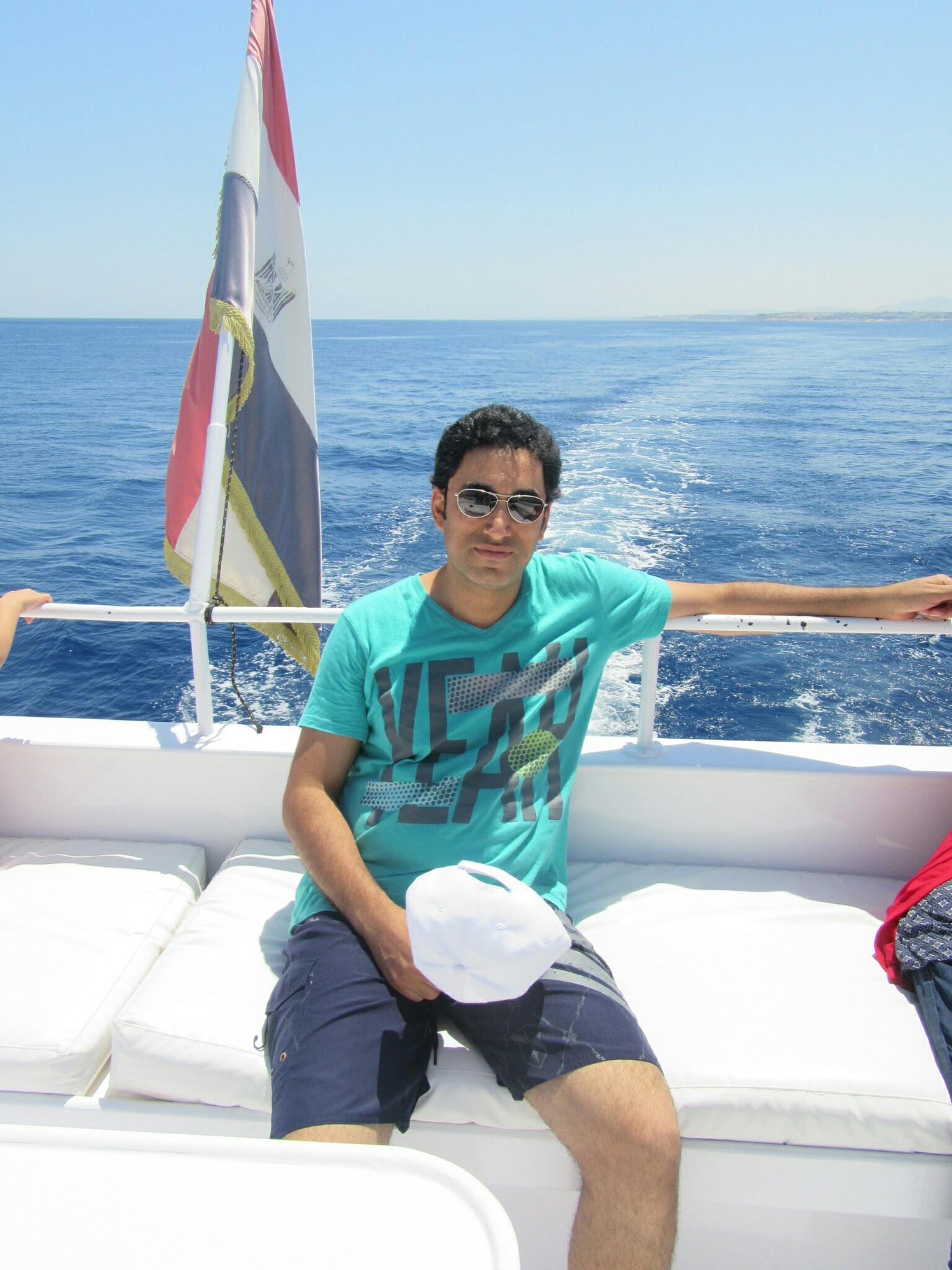 Hassan, 40, Sharm el Sheikh