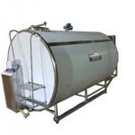 Охладитель молока закрытого типа — объём 5000 м3.