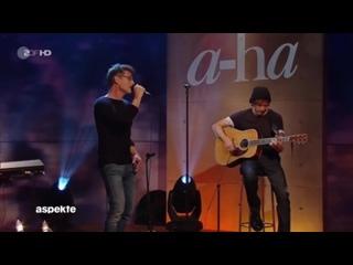 a-ha – Under the Makeup (Acoustic Live)