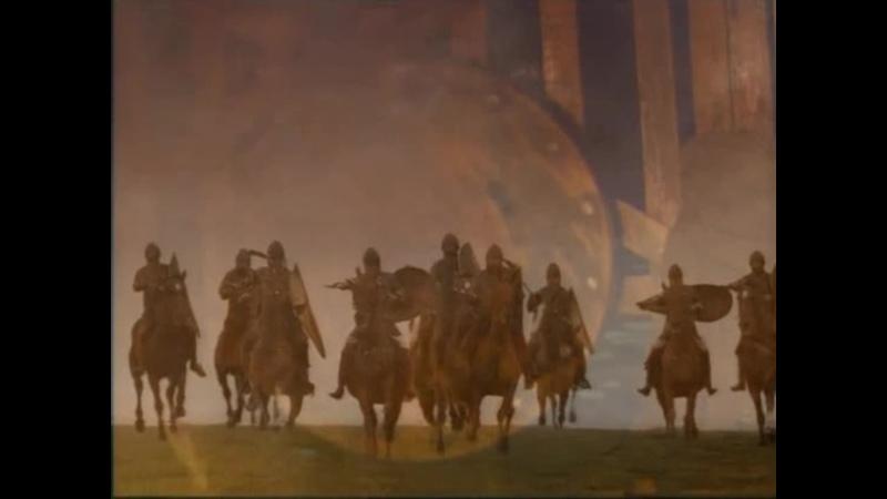 BBC Крестовые походы The Crusades 1995 3я серия