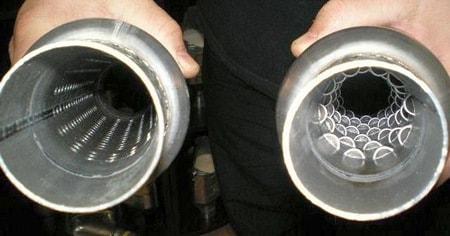 Пламегаситель на замену катализатору