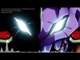 Neon Genesis Evangelion - A Cruel Angels Thesis (feat. Megumi) 【Intense Symphon