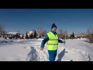 Видео отчет Ледовый ринг