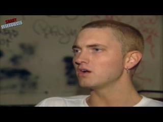 Интервью Эминема на MTV News (1999 год, полностью на русском)