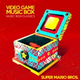 """Video Game Music Box - Gusty Garden (from """"Super Mario Galaxy"""")"""