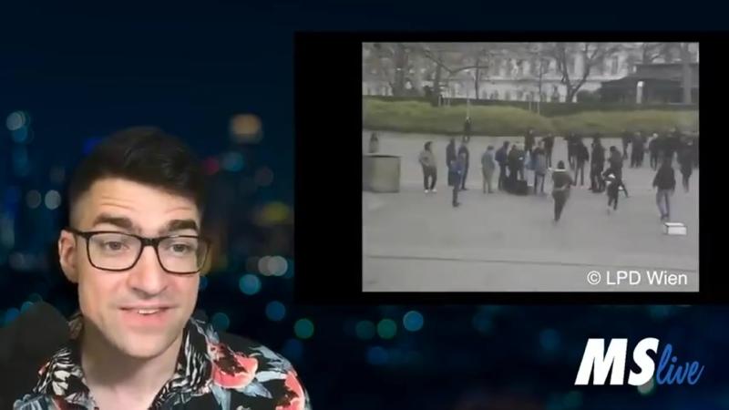 Martin Sellner - Späte Gerechtigkeit Ich klage linken Fotografen wegen Falschaussage