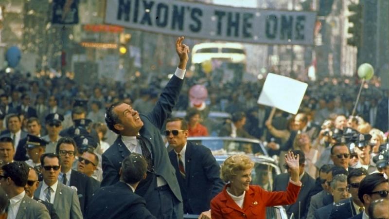 Джонсон Никсон и Вьетнам Поворот судьбы Нерассказанная история Соединенных Штатов Оливера Стоуна Серия 7