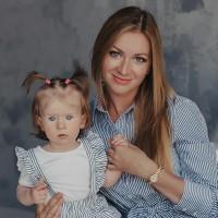 Фотография страницы Ксении Алейниковой ВКонтакте