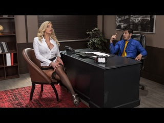 Nicolette Shea - Boss For A Day ()  All Sex MILF Big Tits Blowjob Titty Fuck Doggystyle Cowgirl Porn Порно