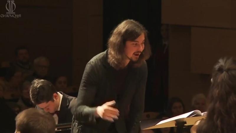 1052 J S Bach Piano Concerto No 1 in D minor BWV 1052 Nikita Mndoyants Moscow Chamber Orchestra Philipp Chizhevsky