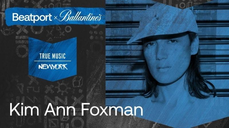 Kim Ann Foxman Live @ Beatport x Ballantine's True Music New York 13 05 2021