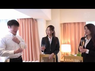 [NKKD-144] Видеозапись офисной вечеринки моей жены как она по страхованию жизни получает компенсацию
