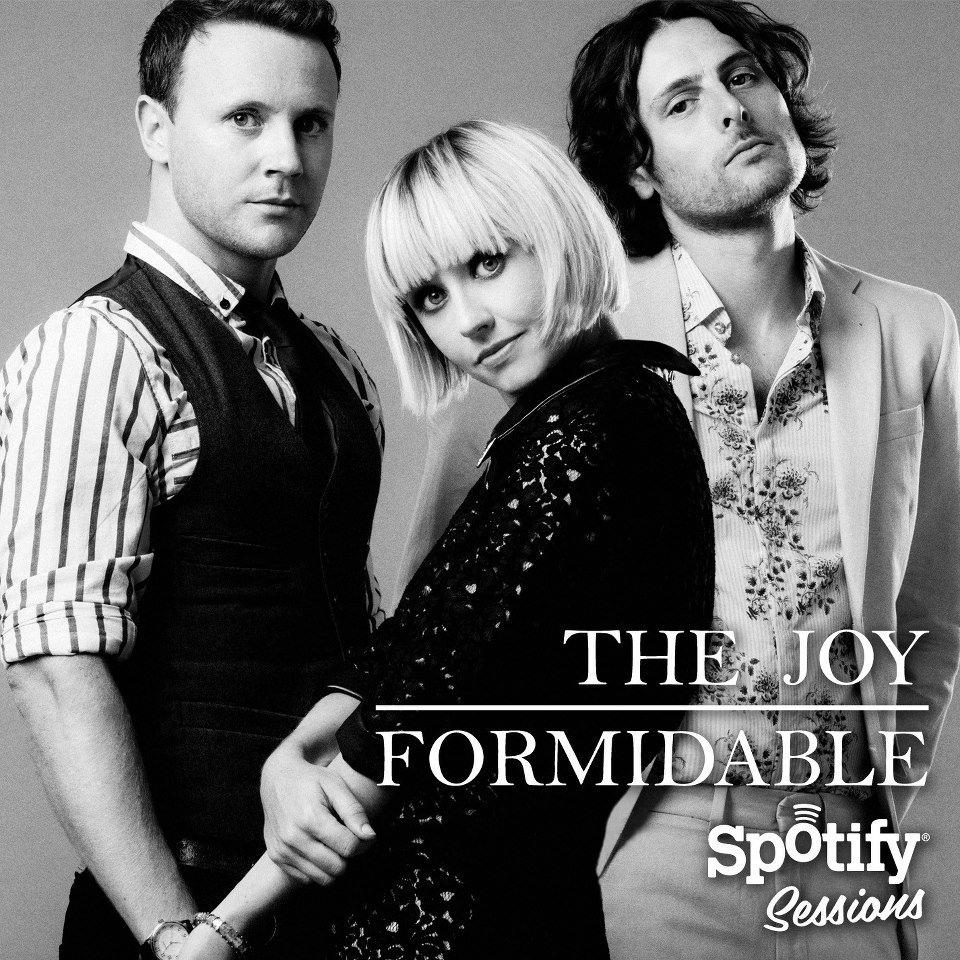The Joy Formidable album Spotify Session
