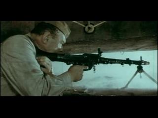 Далеко на Западе (1969) Высадка немецкого десанта на остров и контратака военнопленных
