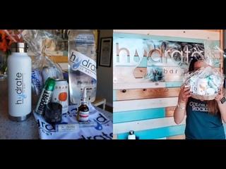Hydrate IV Bar kullancsndan video