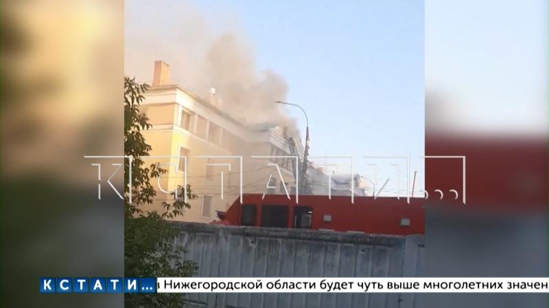 Студенты решившие приготовить ужин сожгли общежитие