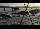 Автомобили рыбаков провалились под лёд. Владивосток, бухта Воевода остров Русский 5.01.2019