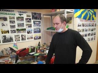 Полувековой юбилей отмечает авиамодельный клуб «Квант»