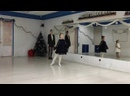 Карина, Саша «танец Кукол»