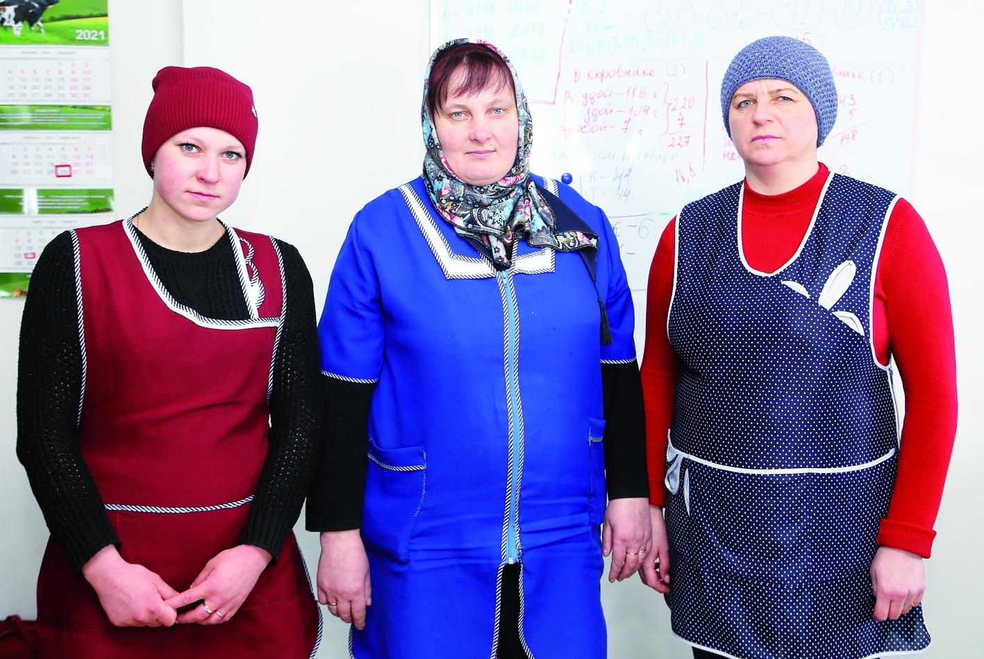МАПО «Восток» ведет реорганизацию животноводства. Особая роль в ней принадлежит женщинам
