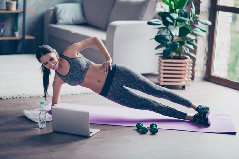 Онлайн-тренировки от Alex Fitness в бизнес-центре «Нагатинский»